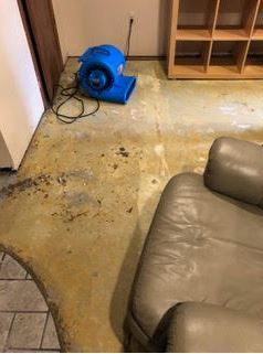 Water Damage restoration in Palmer, MA (1)