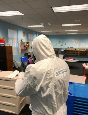 Disinfection Services - Decontamination in Springfield, MA (2)