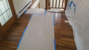 Mold Removal after Water Damage from Burst Pipes in Boston, MA (2)