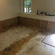 Flooded Basement Restoration in Westfield, MA (2)