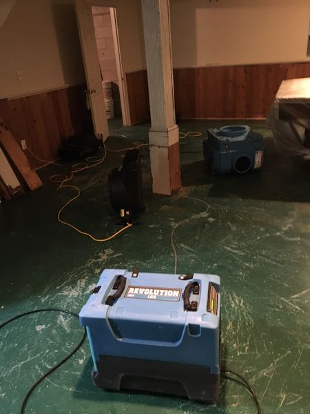 Flooded Basement/Mold Removal in Framingham, MA (3)