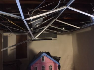 Water Damage & Mold Removal from Burst Pipes in West Springfield MA (2)