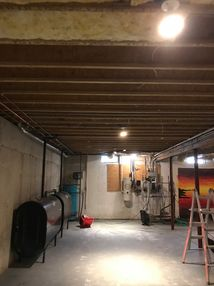 Mold Removal & Water Damage Restoration from Burst Pipes in Holyoke,MA (1)