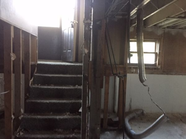 Water Damage Restoration & Mold Removal after Burst Pipes in Everett MA (3)