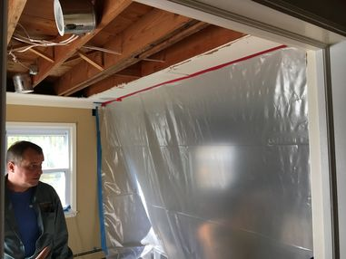 Mold Removal in Longmeadow, MA (2)
