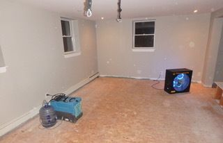 Water Damage Restoration in Chicopee, MA (2)